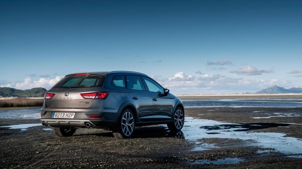 Rivales Subaru Outback: Seat León X-Perience
