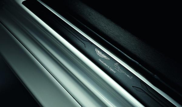 Aston Martin Cygnet detalle