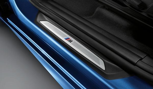BMW Serie 2 Active Tourer con paquete M panel puerta