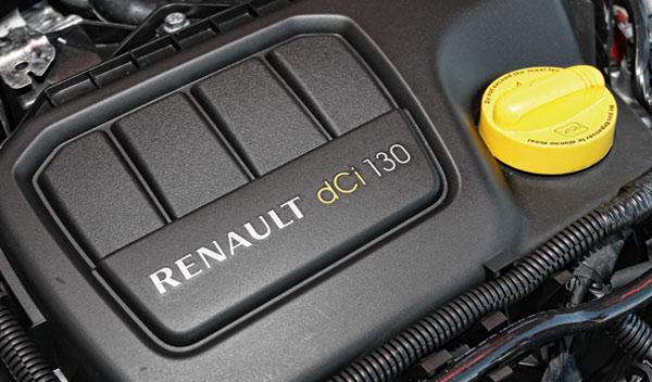 Propulsor 1.6 dCi del Renault Megáne Coupé 2014