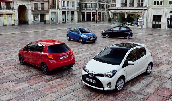 Toyota Yaris 2014: por y para Europa