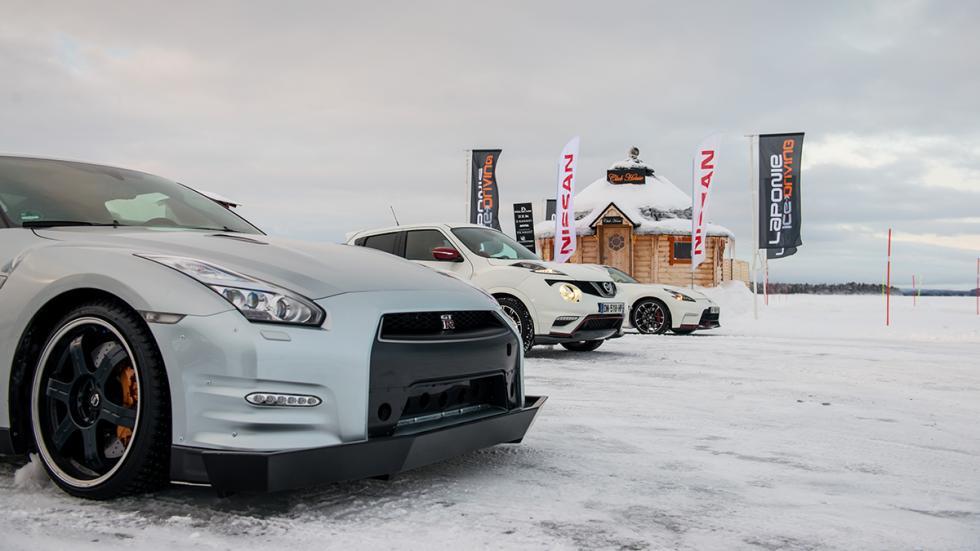 Nissan hielo laponia