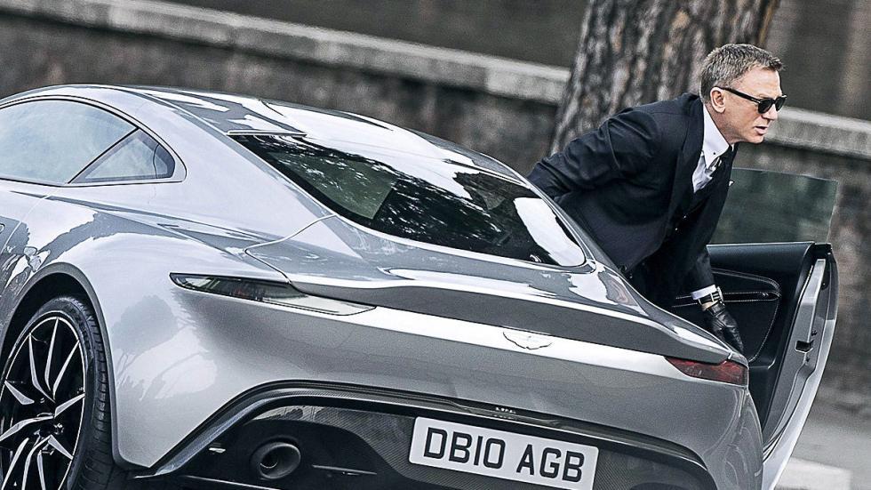 El DB10 será el principal aliado de Craig en 'Spectre'.