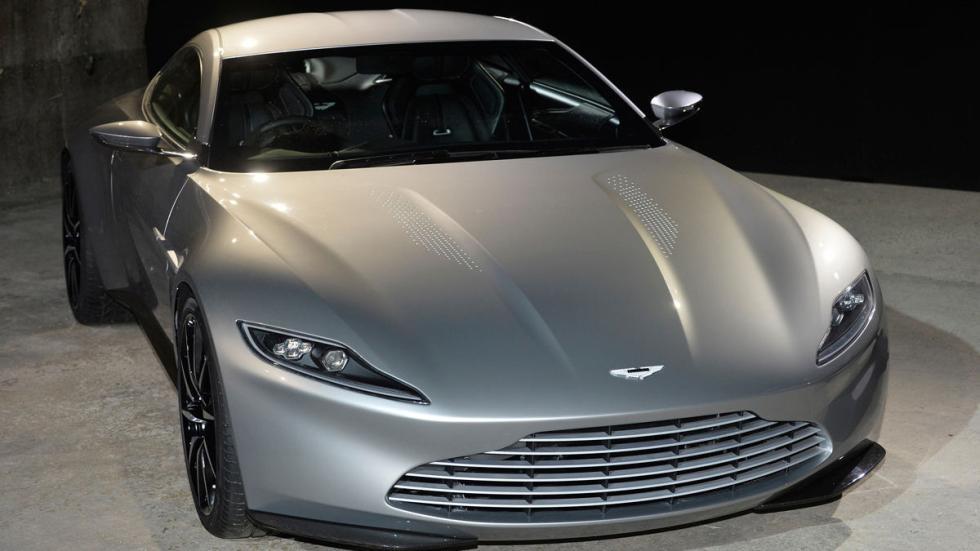 Aston DB10.