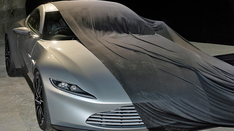 Aston Martin DB 10: desarrollado específicamente para la película 'Spectre'