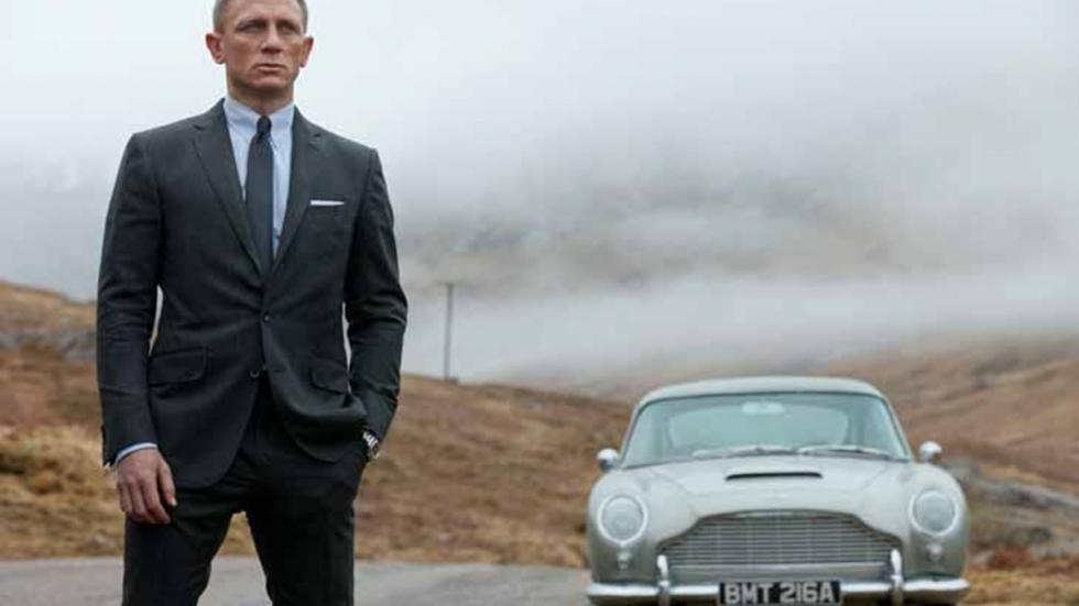 Los coches de Spectre...¡Y de toda la saga James Bond!