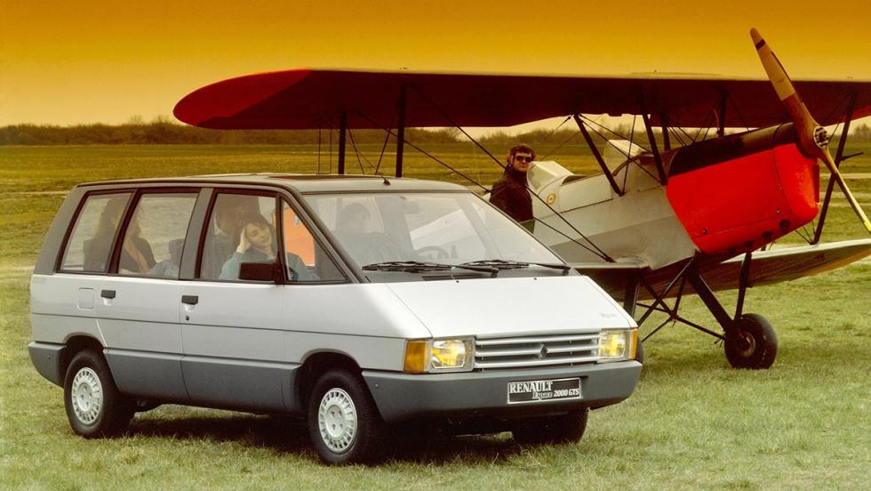 5 detalles del Renault Espace - Es la quinta generación del modelo