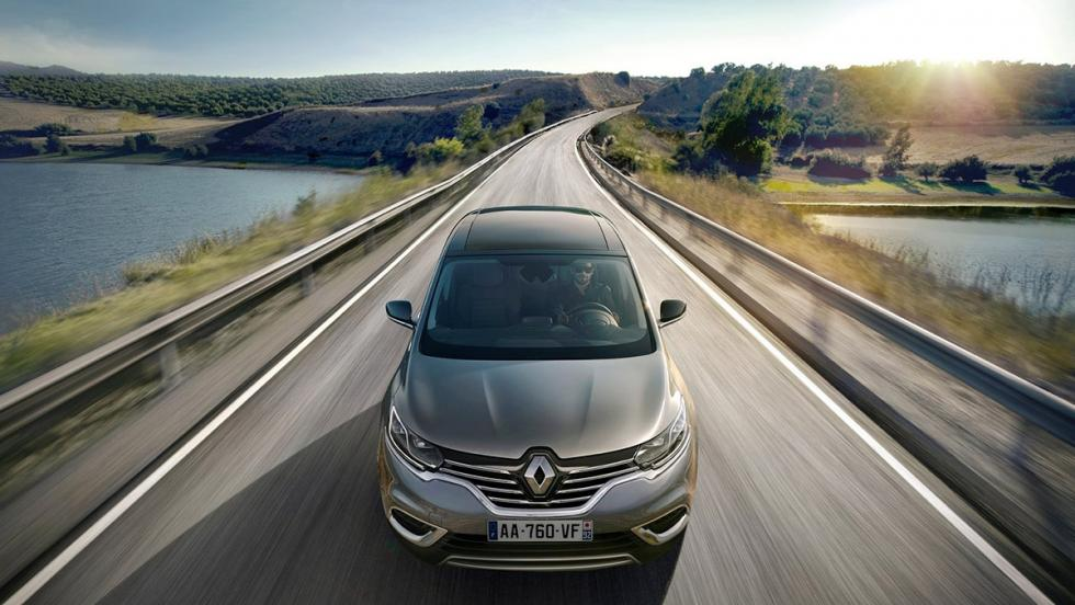 5 detalles del Renault Espace - Su gama de motores es escueta... pero potente