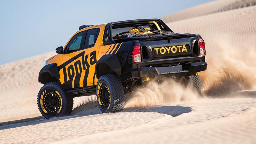 Toyota Hilux Tonka Concept zaga
