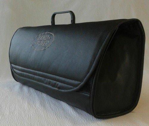 Bolsa de piel para maletero Land Rover