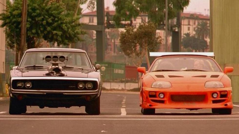 ¿Cuáles son los mejores coches de la saga 'Fast & Furious'