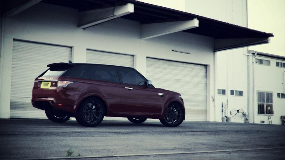 Range Rover Sport Coupé trasera