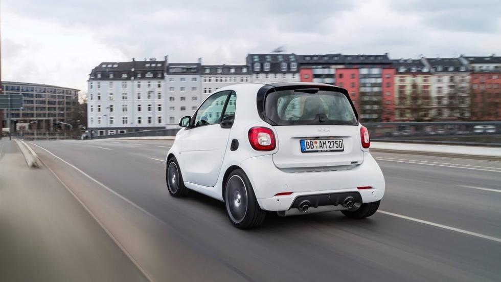 Mejores coches turbo menos 20.000 euros
