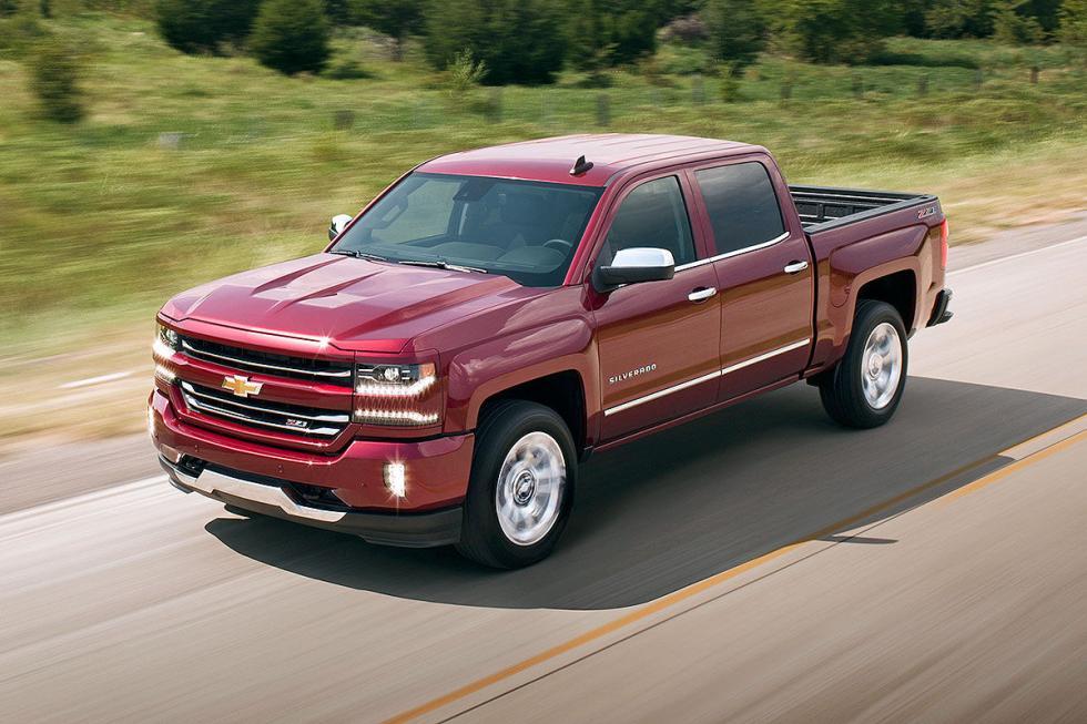 El Chevrolet Silverado parte de solo 26.000 euros al cambio. Potencias: de 288 a