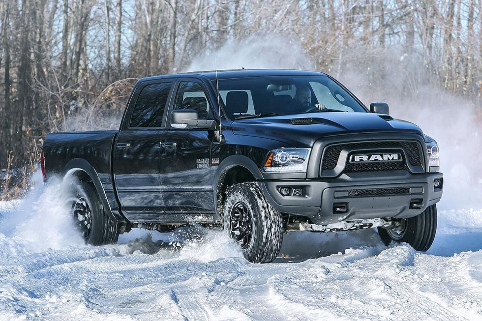 Dodge y sus modelos RAM están entre los más populares en América.