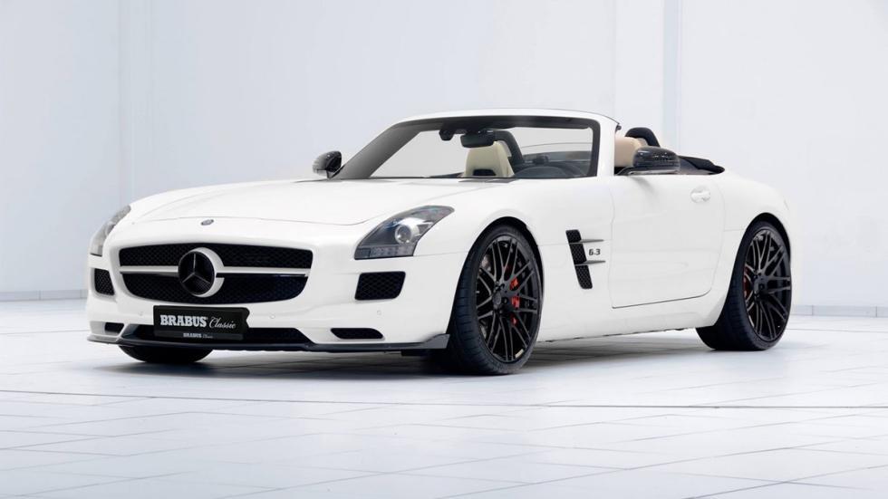 venta Mercedes SLS AMG Roadster Brabus