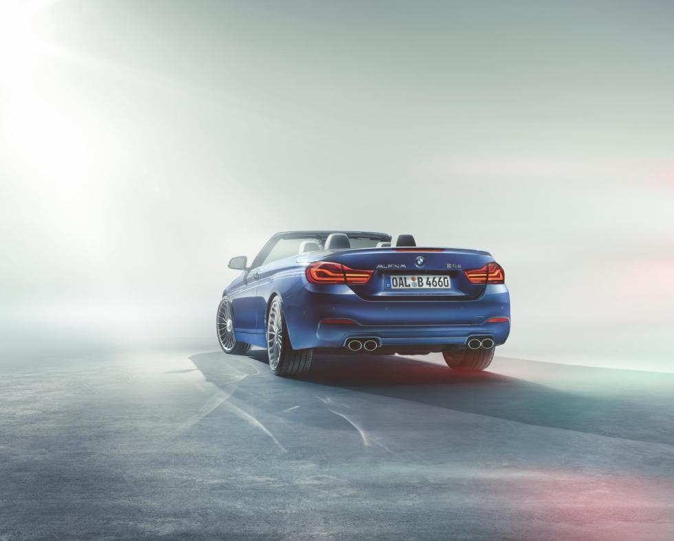 Alpina BMW B4 S biturbo 2017