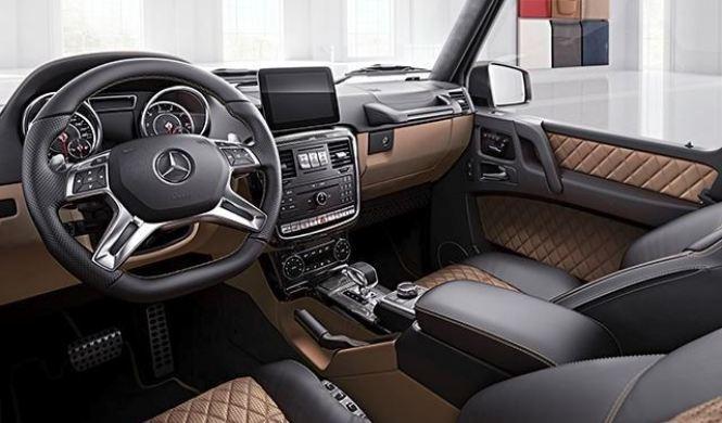 Ediciones especiales Mercedes Clase G