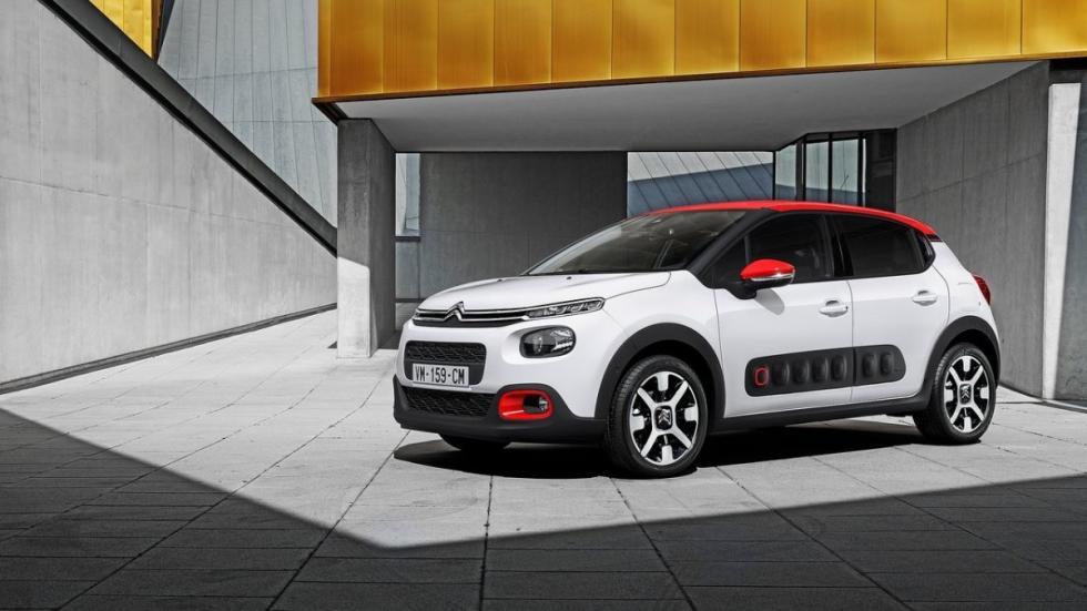 Los 10 coches más vendidos en abril de 2017