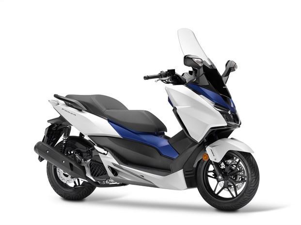Las motos más vendidas en abril 2017
