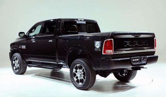 Ram 2500 Kentuchy Derby Edition