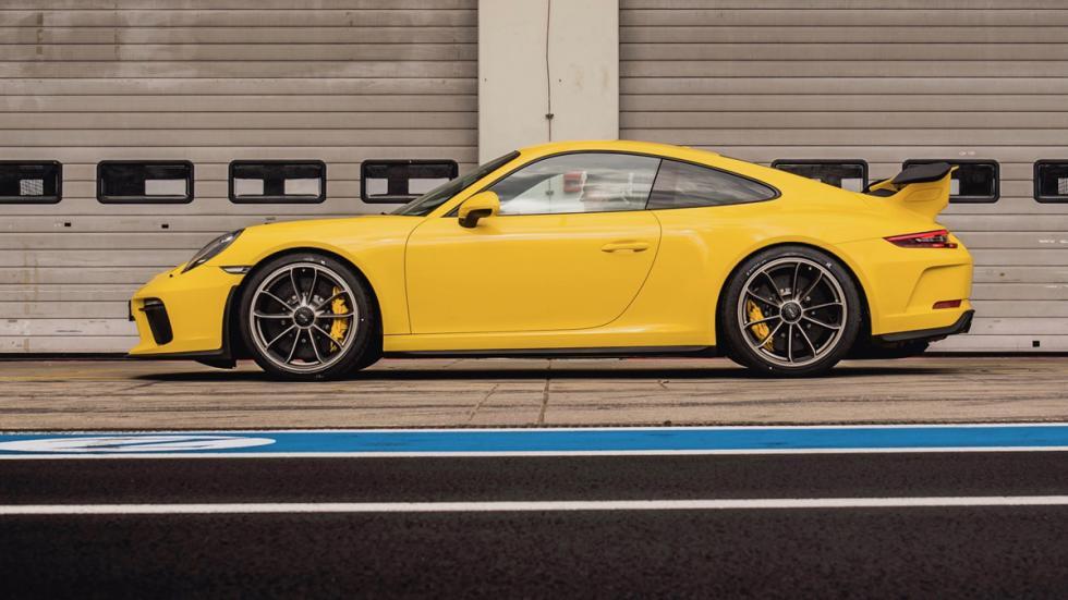 Porsche 911 GT3 2017 Nürburgring