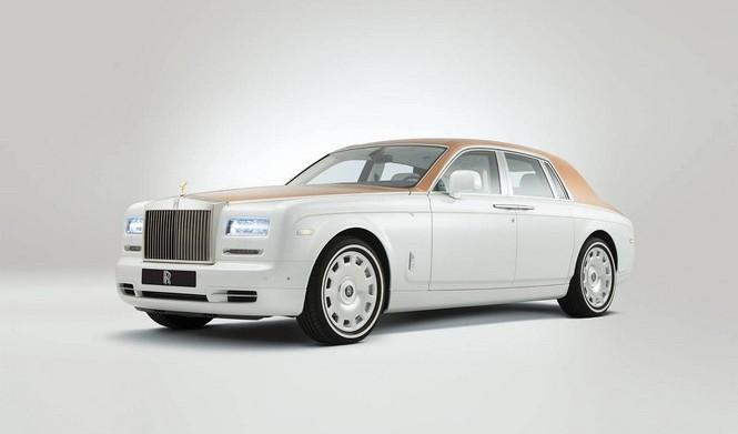 Rolls-Royce Wisdom Collection