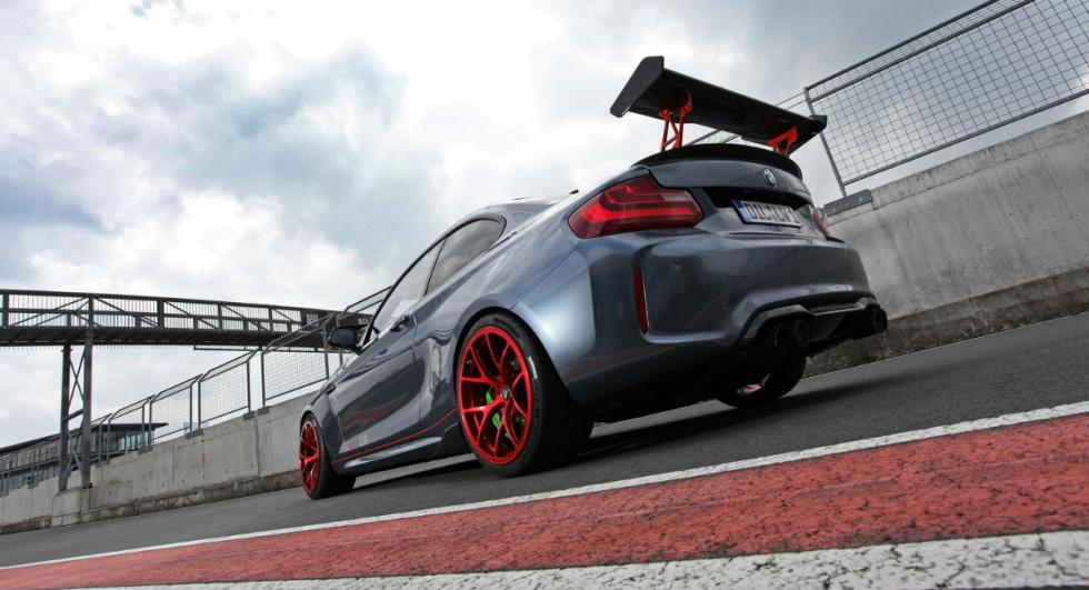 BMW M2 CSR Lightweight Performance 9