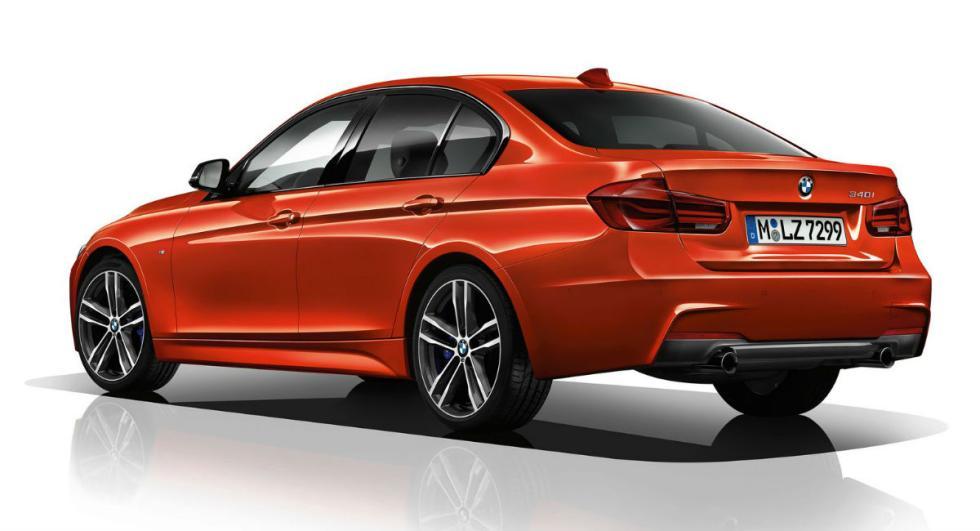 BMW Serie 3 Edition M Sport Shadow Sedán