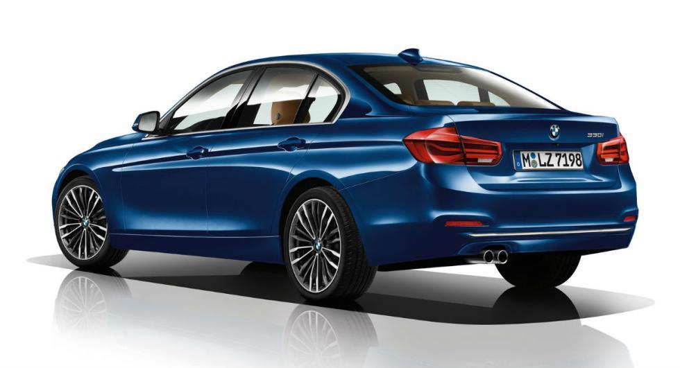 BMW Serie 3 Edition Luxury Line Sedán