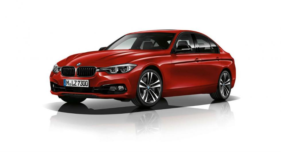 BMW Serie 3 Edition Sport Line Shadow Sedán