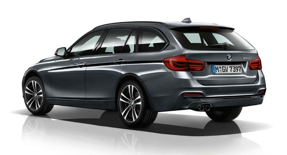 BMW Serie 3 Edition Sport Line Shadow Touring