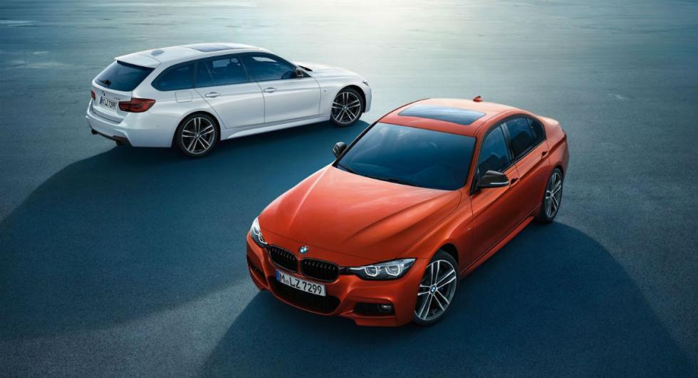 BMW Serie 3 Ediciones especiales