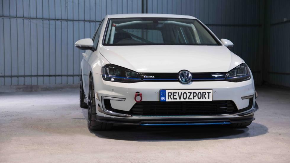 Volkswagen e-Golf 2017 RevoZport morro