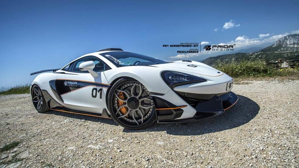 McLaren 570S Prior Design delantera