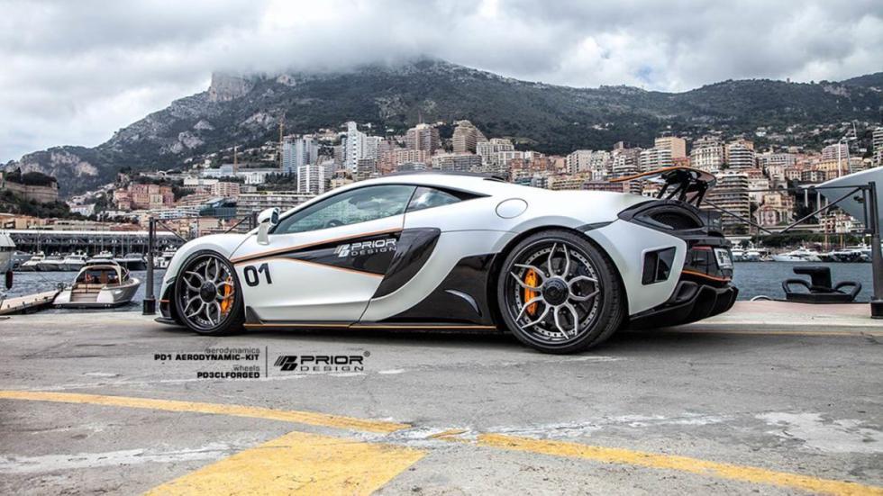 McLaren 570S Prior Design lateral