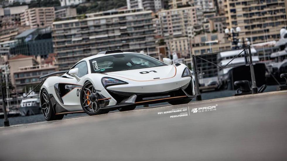 McLaren 570S Prior Design frontal