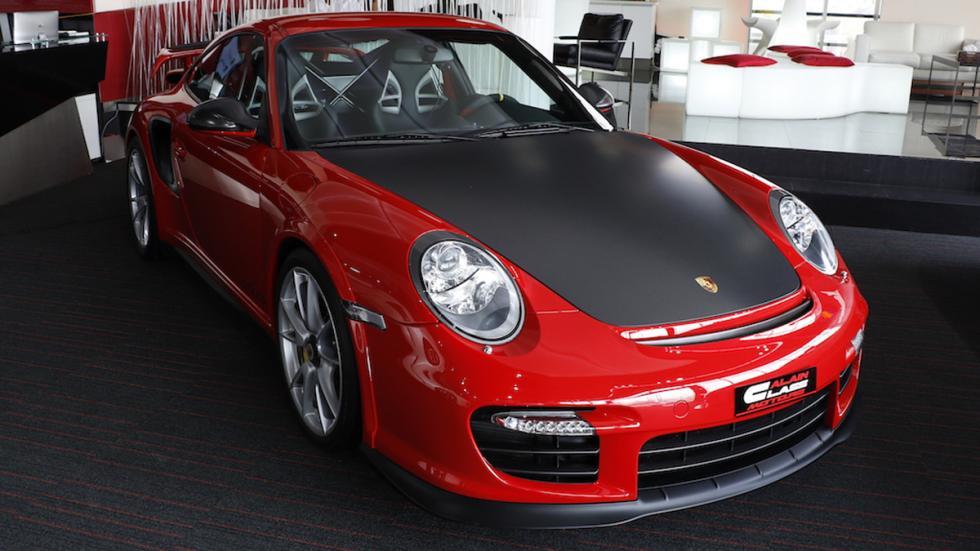Porsche 911 GT2 RS delantera