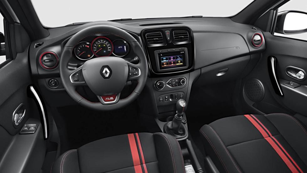 Renault Sandero RS Racing Spirit Edition interior