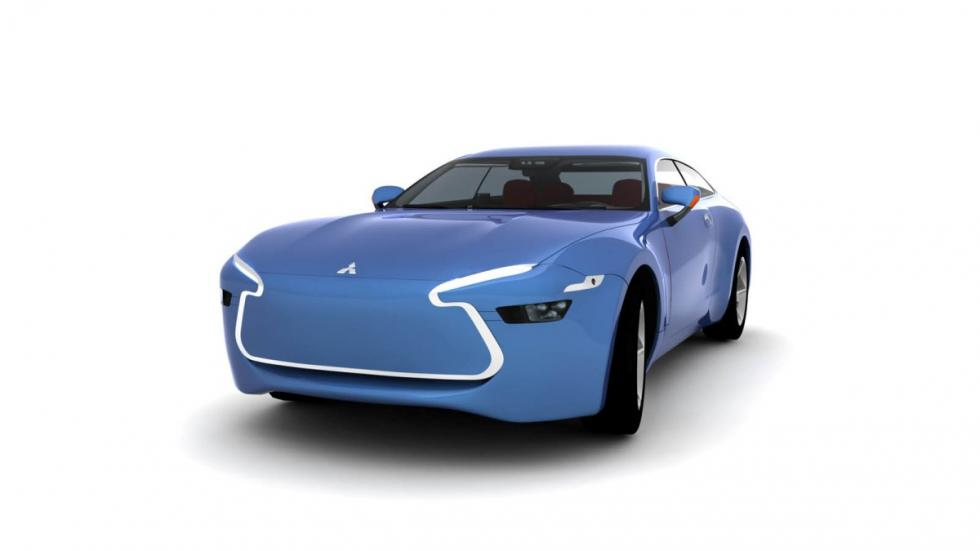 Mitsubishi Hyaku Concept