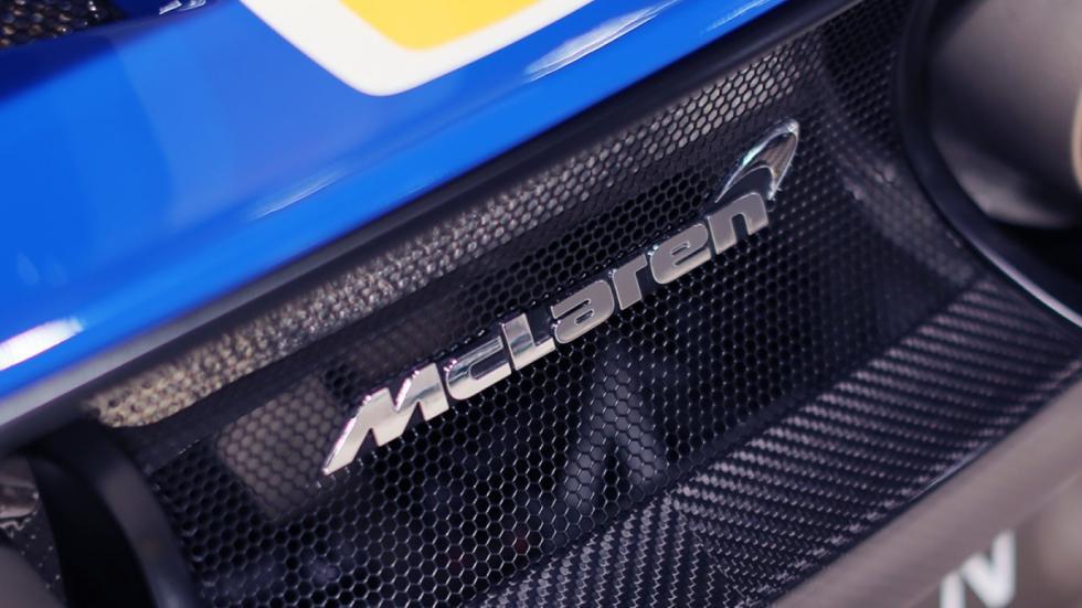 Venta McLaren 675LT