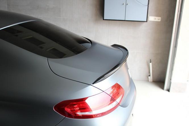 Mercedes-AMG C63 Chrometec