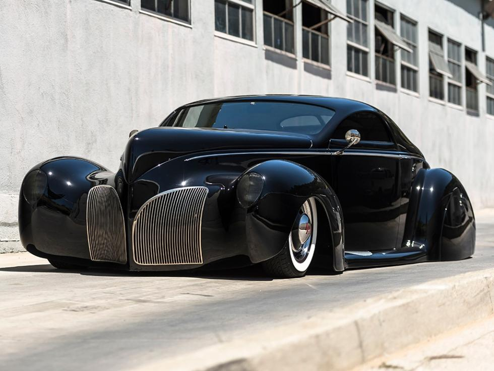 Lincoln Zephyr clásico y modificado