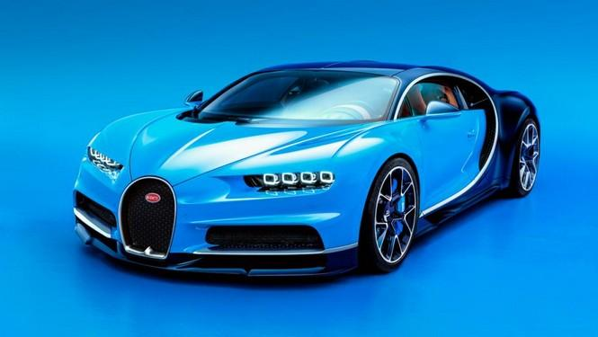 cinco coches más potentes