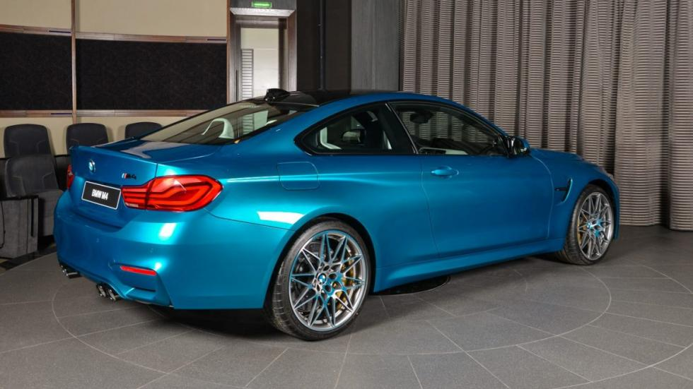 BMW M4 Competition Package Abu Dhabi