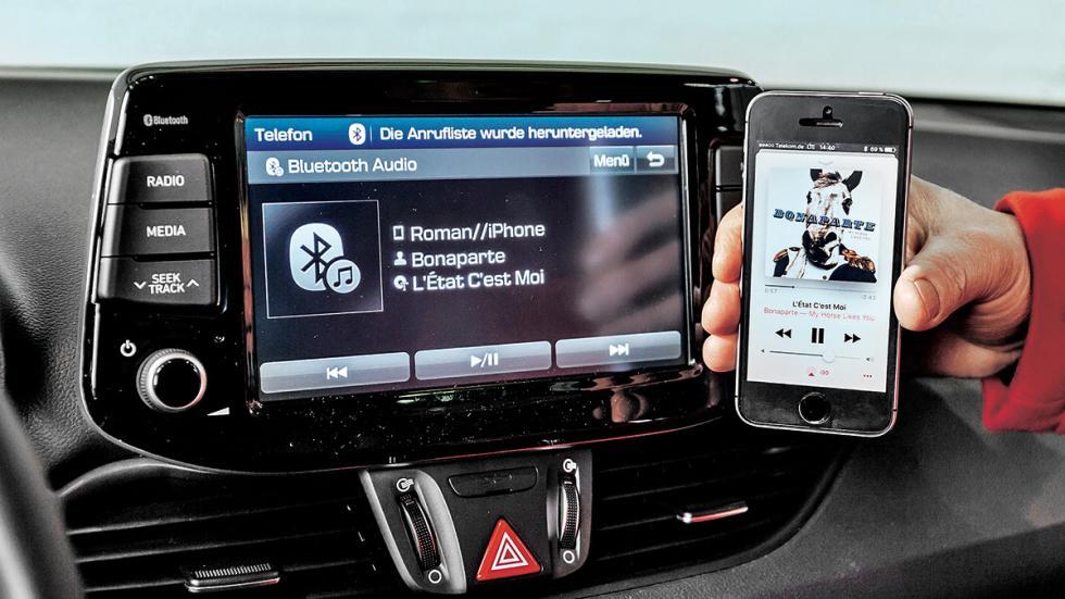 Comparativa: Hyundai i30 2017 vs rivales