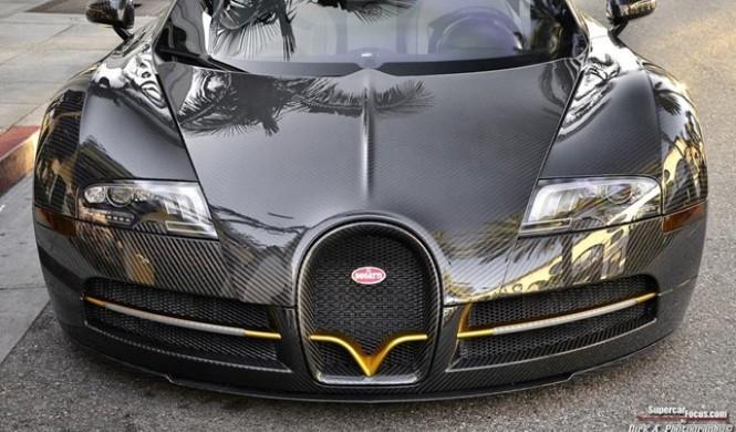 Venta Bugatti Veyron Linea Vincero d'Oro