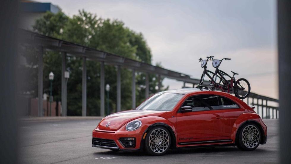 Prototipos Volkswagen SOWO: The European Experience