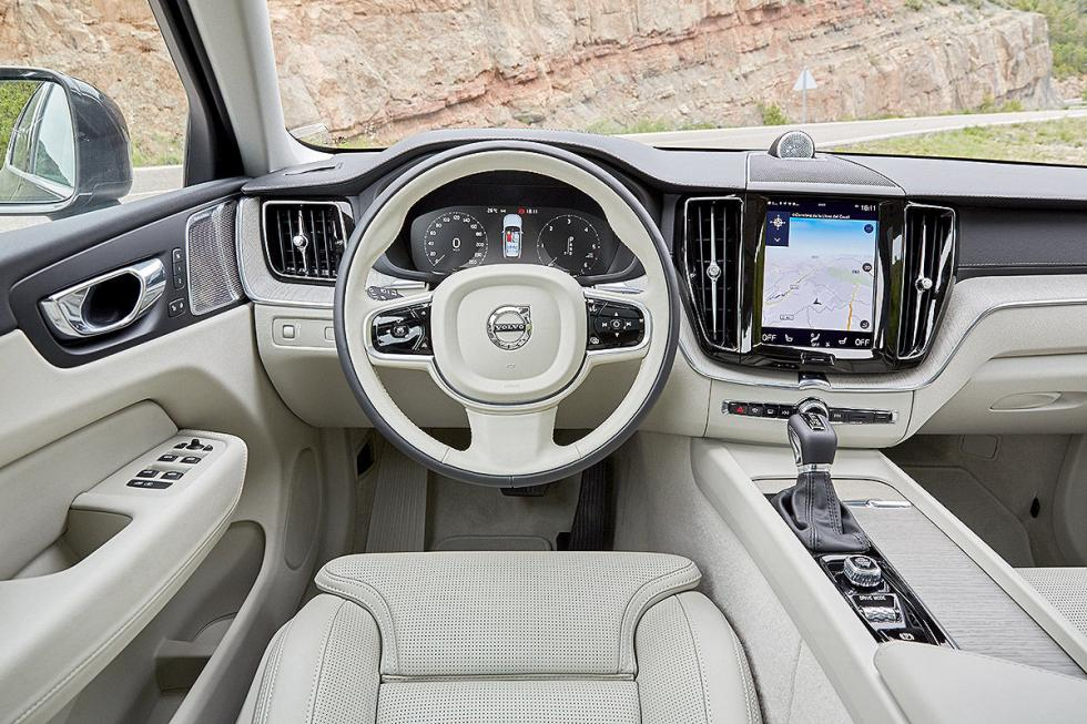 Prueba Del Volvo Xc60 D5 235cv Awd Momentum Autobild Es