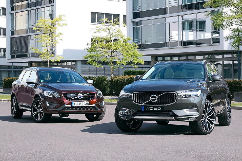 Después de 8 años, llega la nueva generación del Volvo XC60...